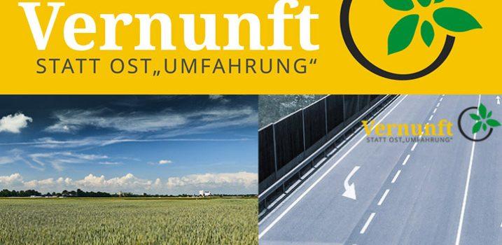 "Wiener Neustadt: Vernunft statt Ost""Umfahrung"""