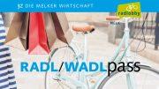 """Aktion """"Einkaufen mit dem Fahrrad und zu Fuß in Melk 2021"""" läuft an – Liste der teilnehmenden Betriebe"""
